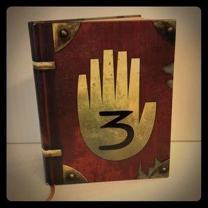 Gravity Falls Journal 3 Book